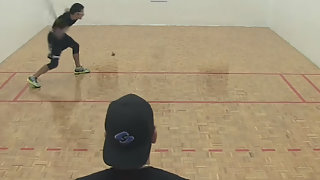 Parrilla vs. Franco WRT Suncoast Open Quarters