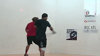 Cardona vs. Bredenbeck WRT Atlanta Open Finals