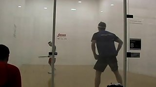 Crowther vs Fuhrmann - 2010 Racquetball Nationals - Part 1 of 2