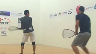 Cardona vs. Parrilla WRT Suncoast Open Semis