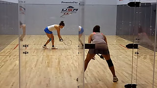 Highlights of the US Open 2011 Paola Longoria vs. Samantha Salas