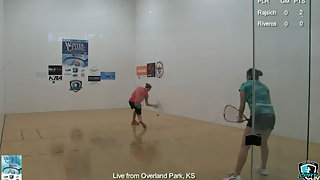 Rajsich vs. Riveros LPRT Winter Classic Quarters