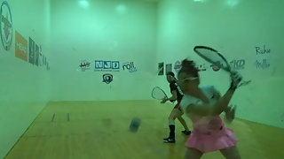 Longoria vs. Lambert LPRT New Jersey Open Semi's 2015