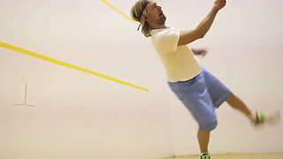 Switchfoot TV - Extreme Racquetball!