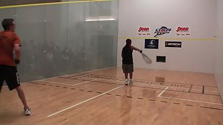 2011 Jr Racquetball Nationals Boys 18 Singles Final Match Pt 2