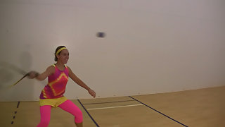 How To Play Racquetball - Basics