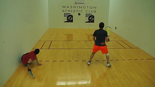 Gutierrez vs. Cardona WRT Mt. Rainier Open Finals Highlight Finish
