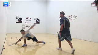 Cardona vs. Lavley WRT Pleasanton Open Quarters